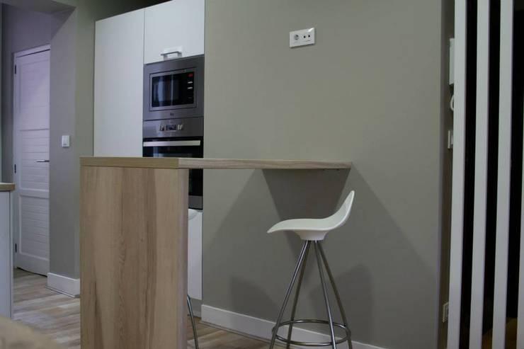 Reforma Baño En Vigo:REFORMA DE PISO EN VIGO Автор – T Estudio de Diseño
