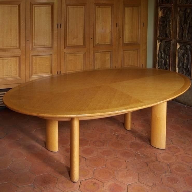 Notre s lection de tables en bois pour une salle manger for La salle a manger de francis jammes