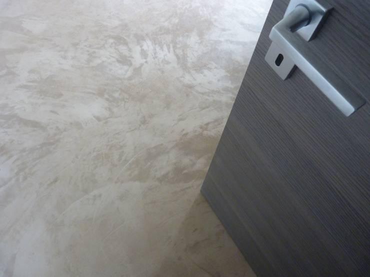 Pavimenti in cemento i rivestimenti a misura dei tuoi sogni - Bagno cemento spatolato ...