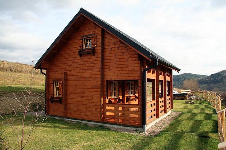 Le case prefabbricate in legno - Vantaggi e svantaggi