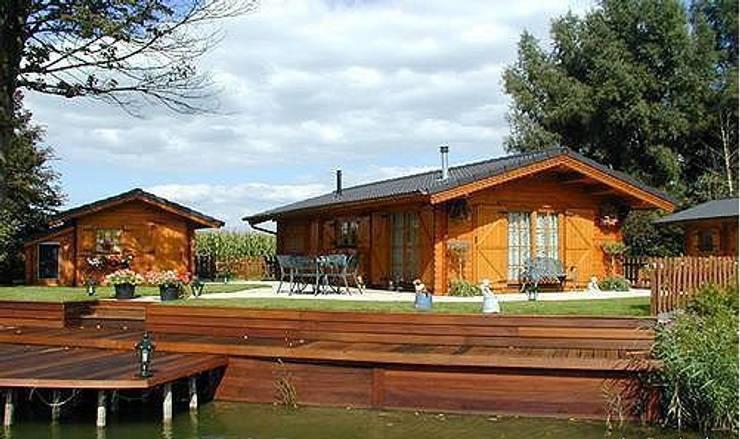 Vivere alternativo nelle casette in legno abitabili for Chalet prefabbricati in legno prezzi