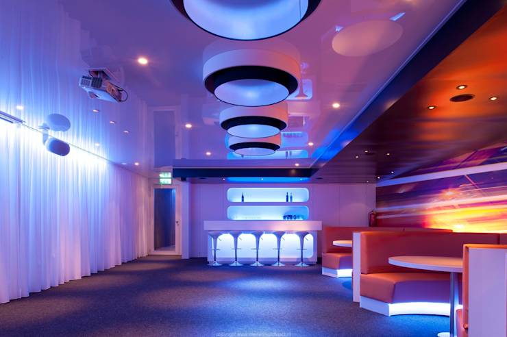 Dutch design buitengewone interieurs - Eigentijdse design lounge ...
