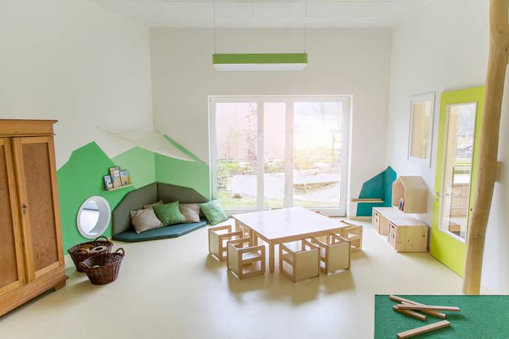 Kita kristiansand in norderstedt for Raumgestaltung in der kindertagespflege