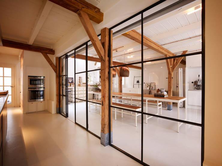 Stalen deuren: Ramen & deuren door Exclusive Steel