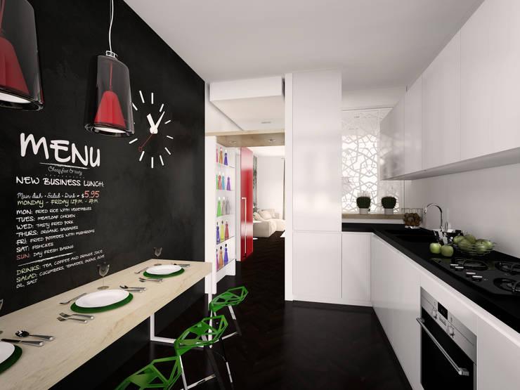 La cucina ergonomica pu cambiarti la vita - Lavagna magnetica per cucina ...