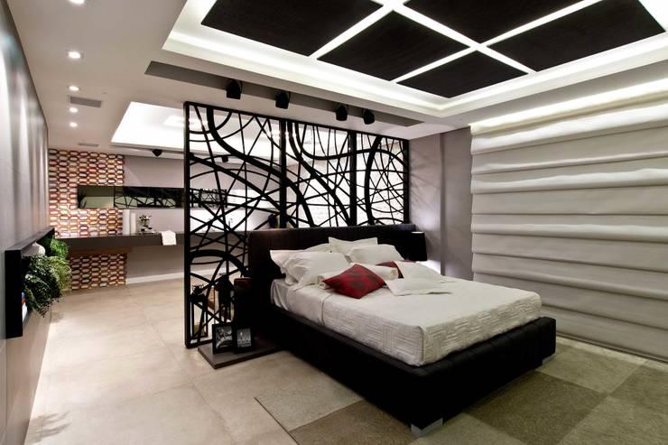 Dormitorios de estilo ecléctico por ArchDesign STUDIO