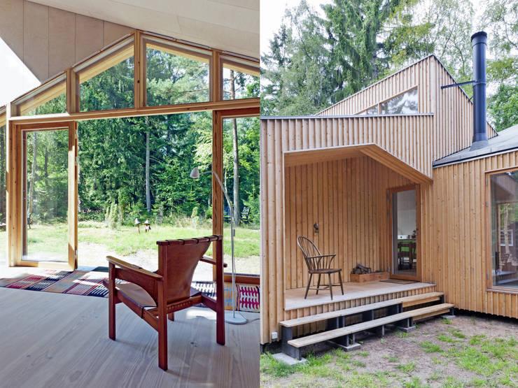 Facit Homes: modern tarz Evler