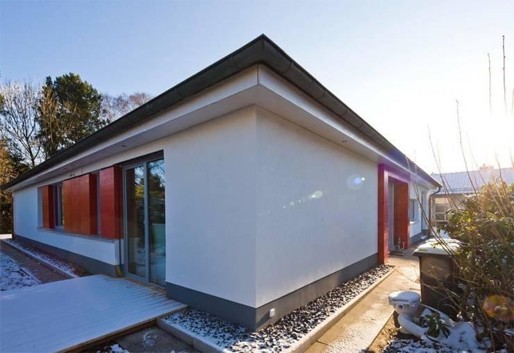 5 moderne bungalows. Black Bedroom Furniture Sets. Home Design Ideas