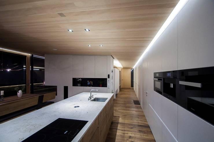 Einfamlienhaus vorarlberg moderne häuser von thoma holz gmbh