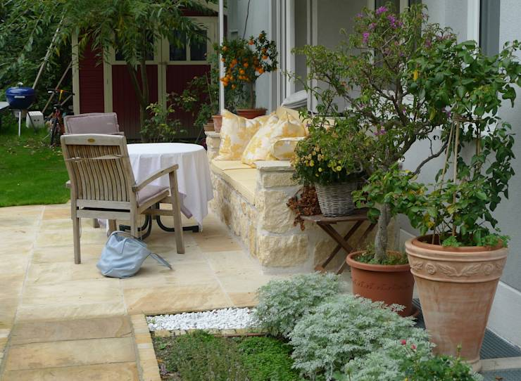 Garten mediterran gestalten so leicht geht 39 s for Garten gestalten mediterran