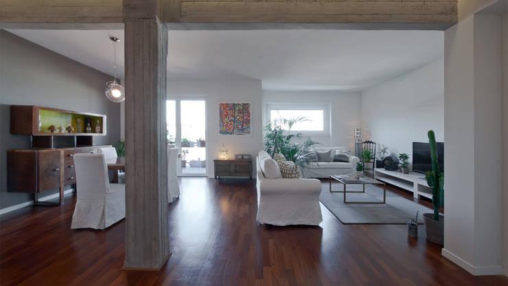 5 appartamenti moderni che non invidiano nulla a ville più ...