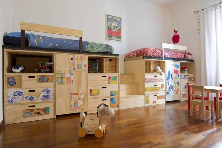 Letti per bambini come sceglierli - Camera letto bambini ...