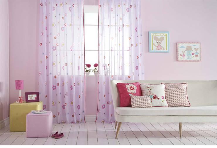 Cortinas dormitorio nia stunning top cortina para cuarto - Cortinas dormitorio infantil ...