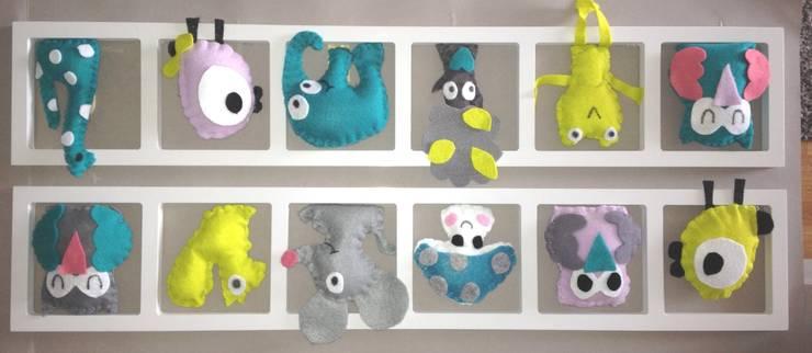 Cadres d coratifs uniques et personnalis s pour chambre d 39 enfant et b b par bichat friends - Cadre pour chambre enfant ...