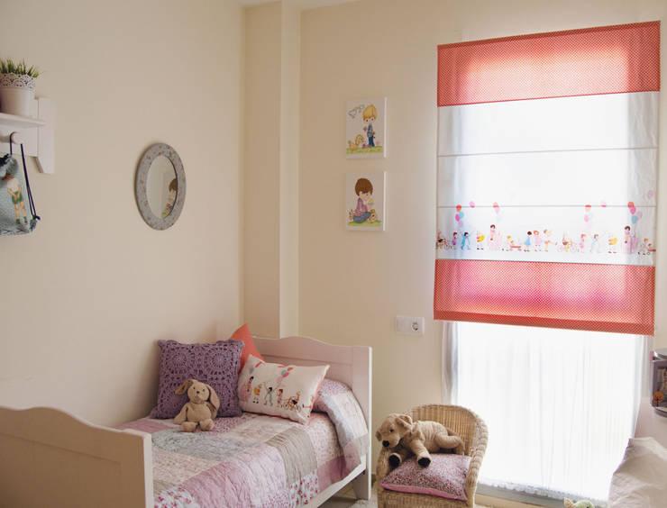 Estores infantiles las cortinas para la habitaci n de los - Estores para habitacion de bebe ...