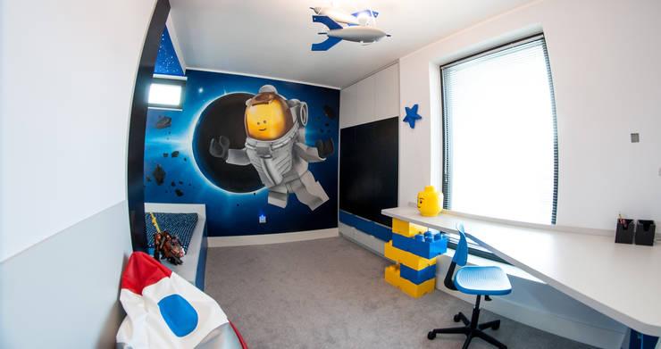 6 ideas geniales para la rec mara de los ni os for Recamaras infantiles minimalistas