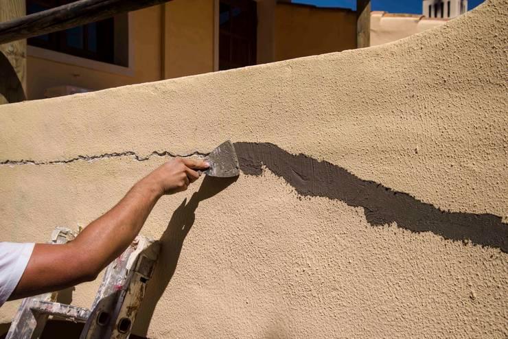 C mo pintar la fachada de mi casa super f cil - Como pintar una casa por primera vez ...