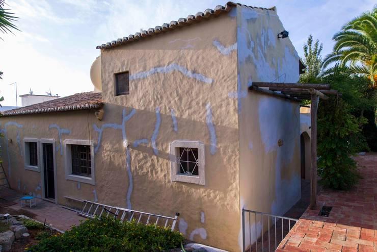 C mo pintar la fachada de mi casa super f cil - Como pintar la fachada de mi casa ...