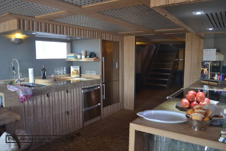 Pieter jan van den kommer megajacht design - Kombuis keuken ...