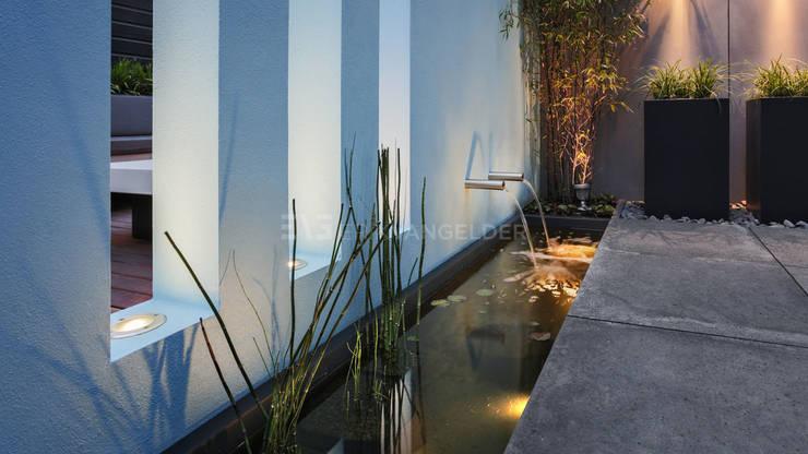 Designer Studio Minimalistisches Interieur Korridor