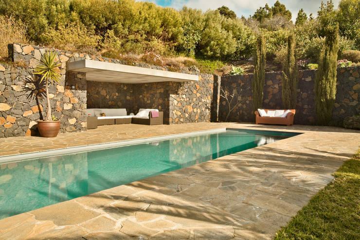 20 casas com piscinas de outro mundo for Casas c piscina