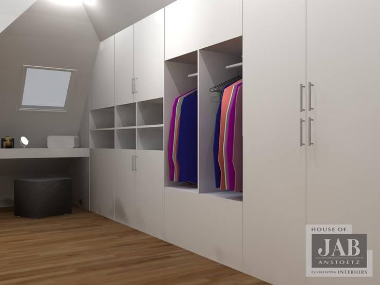 Maak van een ongebruikte kamer een inloopkast - Deco d een volwassen kamer ...