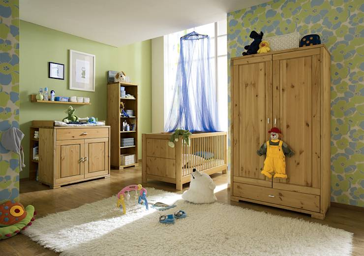 kinder und jugendm bel f r ein gesundes raumklima von allnatura homify. Black Bedroom Furniture Sets. Home Design Ideas