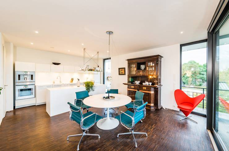 Homify 360 einfamilienhaus in s dhessen for Raum planungs software