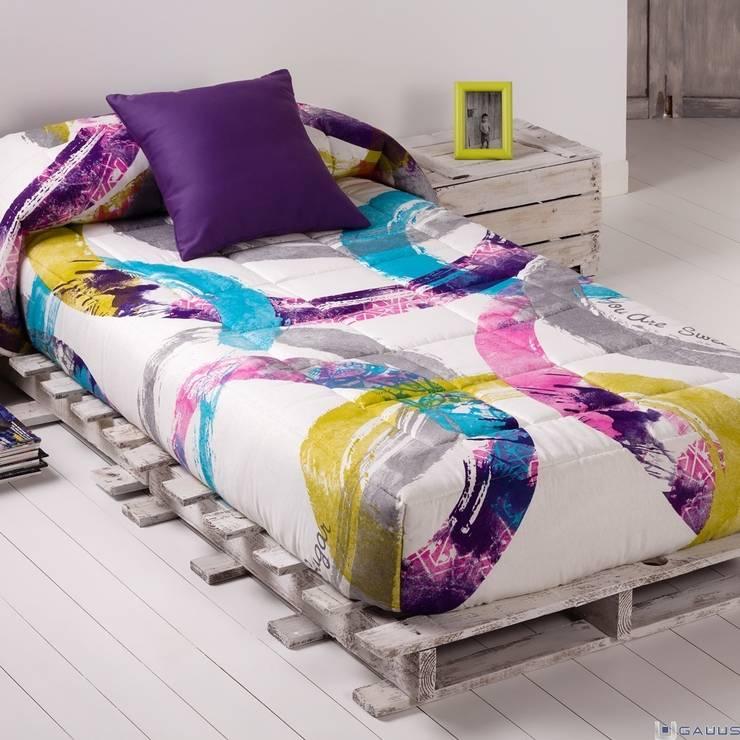 7 idee sensazionali per una camera da letto con i pallet - Letto singolo pallet ...