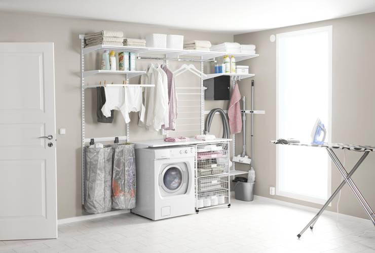 Come organizzare una perfetta zona lavanderia in casa - Zona lavanderia ...