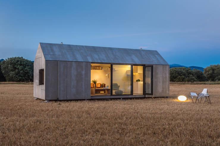 Maisons de style de stile Rural par ÁBATON Arquitectura