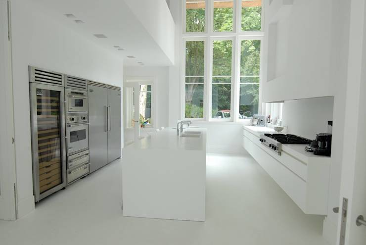 translation missing: eg.style.مطبخ.modern مطبخ تنفيذ Designed By David