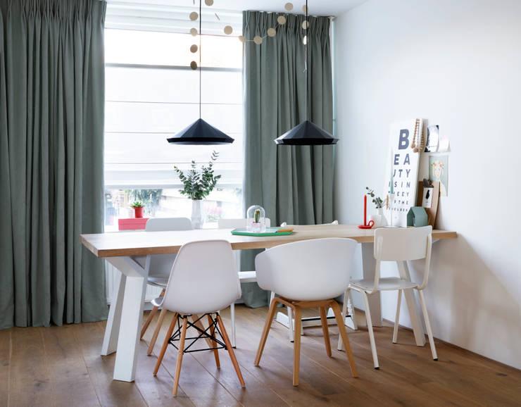 Raambekleding welke gordijnen moet ik kiezen - Gordijnen voor moderne woonkamer ...
