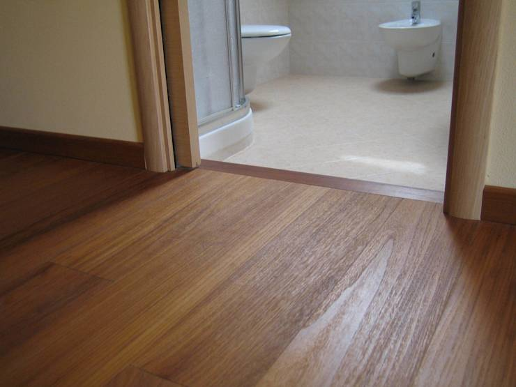 I rivestimenti per i pavimenti: il legno teak