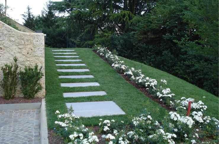 7 chemins modernes pour votre jardin for Architettura ville moderne