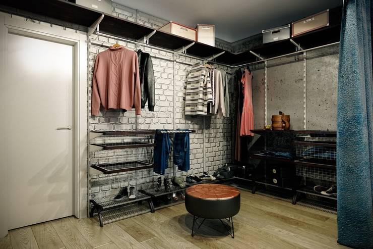 9 begehbare kleiderschr nke f r jeden geschmack und stil. Black Bedroom Furniture Sets. Home Design Ideas