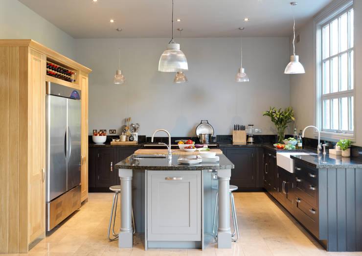 Design Your Kitchen The Advantages Of An L Kitchen Layout