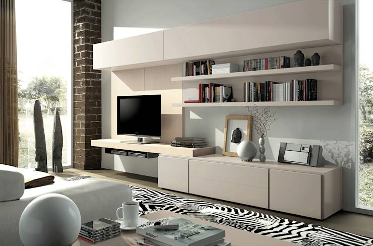 Top 10 en muebles de tv for Decoracion muebles salon modernos