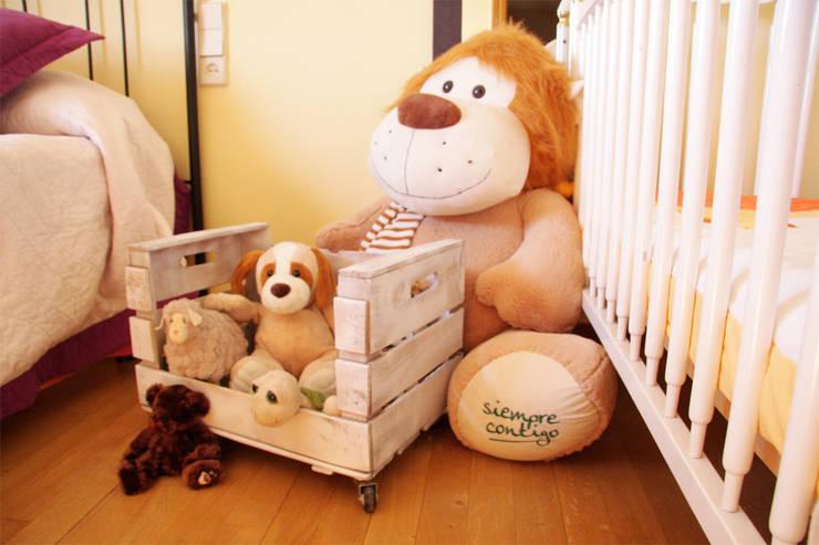 재활용 DIY 가구 – 나무 상자의 변신