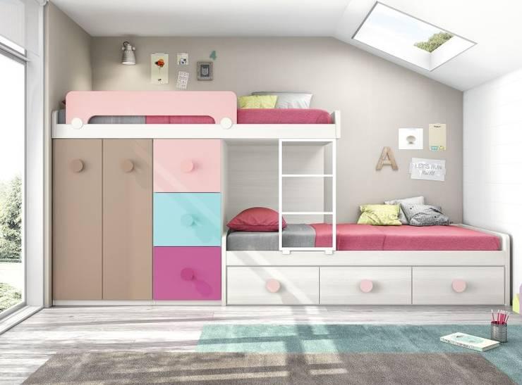 Rec maras infantiles 10 camas literas muy divertidas - Literas modernas para jovenes ...