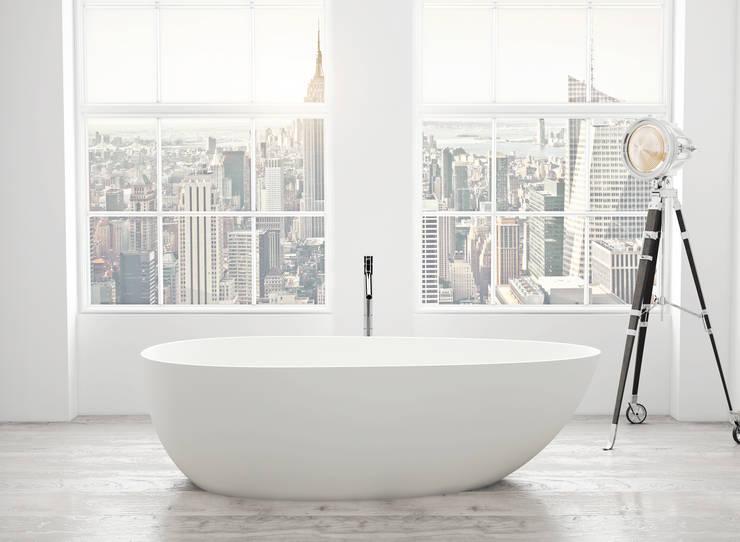 Ab in die freistehende Badewanne! 10 coole Designs