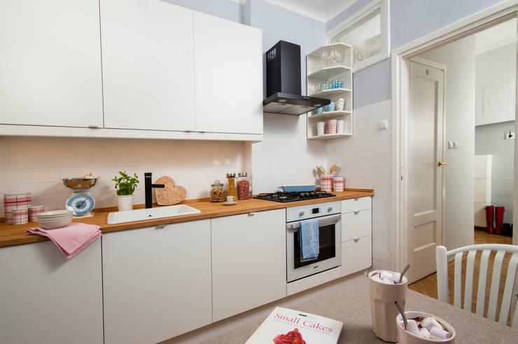 translation missing: eg.style.مطبخ.scandinavian مطبخ تنفيذ Better Home