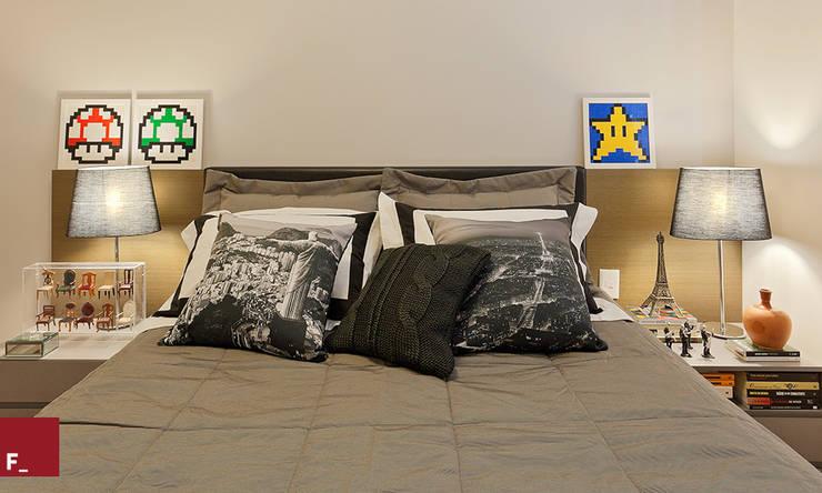 5 quartos com decoração geek! ~ Tapete Quarto Geek