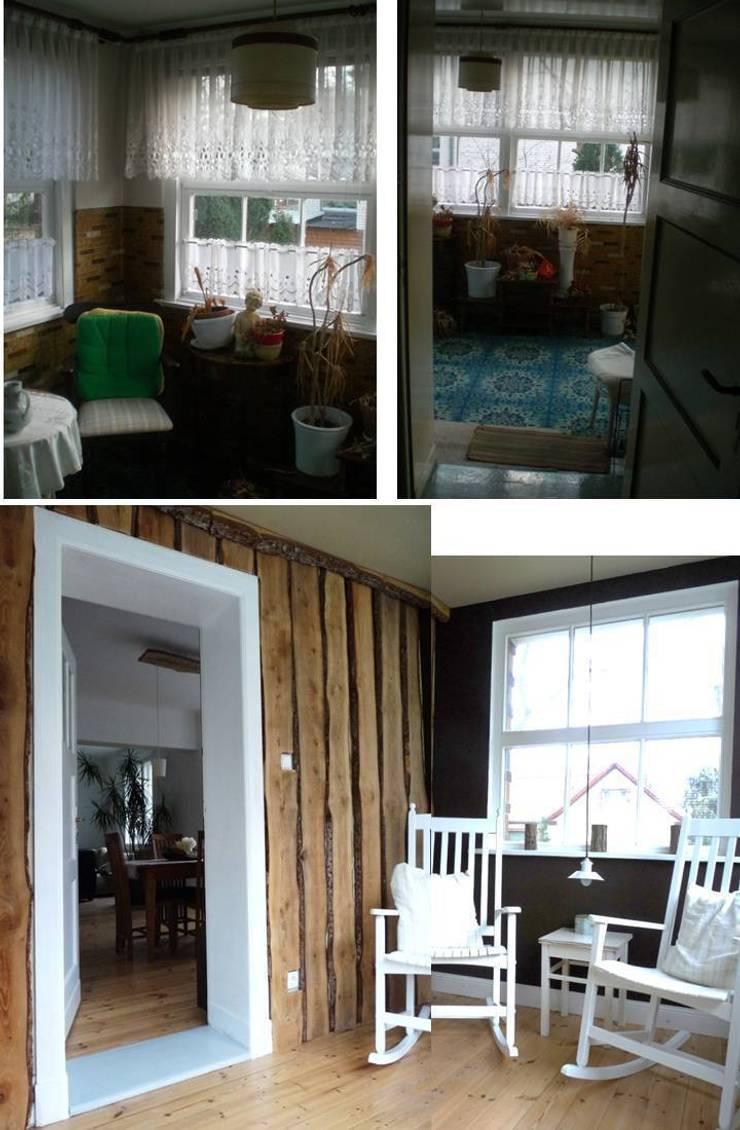 altbauvilla vereint alt und neu ein hausumbau im gr nen. Black Bedroom Furniture Sets. Home Design Ideas