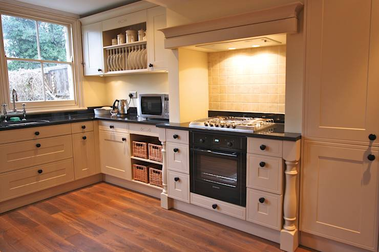 Wood Kitchens By Lwk Kitchens Homify