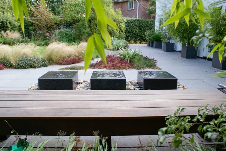Creating your own japanese garden - Creer un mini jardin japonais ...