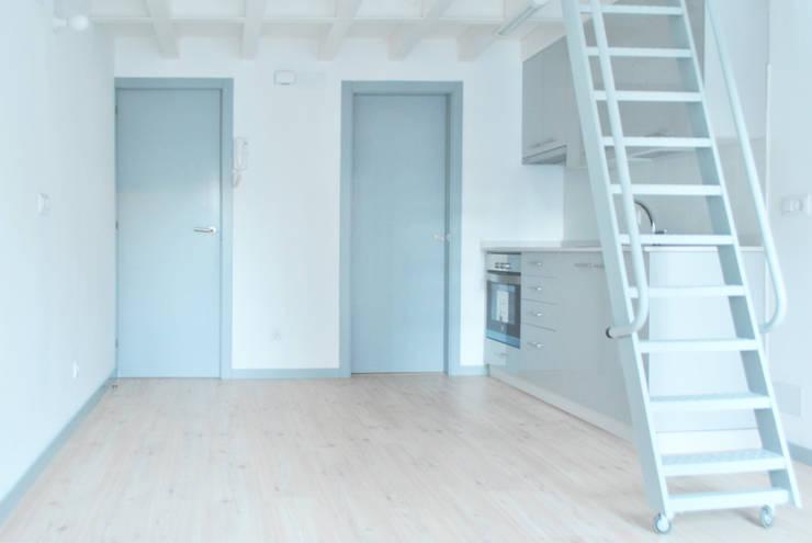 Voor en na een authentiek huis krijgt een modern randje - Gerenoveerd huis voor na ...
