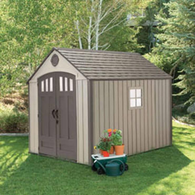 Casetas y cobertizos para jardin y terraza de antas jardin for Cobertizos y casetas