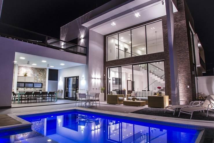 Il meglio delle nostre case moderne in 10 progetti for Progetti di costruzione domestica