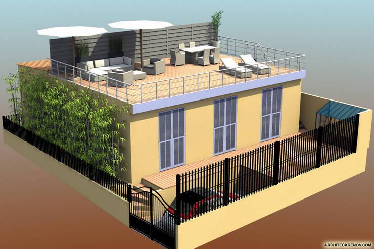 10 conseils pour facilement r nover sa terrasse. Black Bedroom Furniture Sets. Home Design Ideas